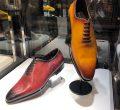 靴の商品視察へ